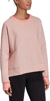 ADIDAS Must Haves Versatility sweater Dames Rood
