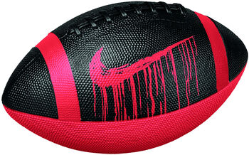 Nike Spin 4.0 american football Zwart