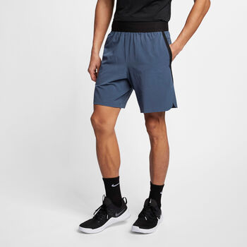 Nike Flex Repel 4.0 short Heren Blauw
