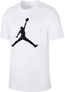 Nike Jumpman Crew shirt Heren Wit