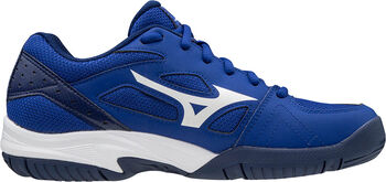 Mizuno Cyclone Speed 2 kids volleybalschoenen  Jongens Blauw