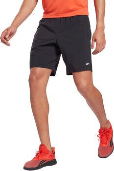 Reebok Workout Ready Short Heren Zwart
