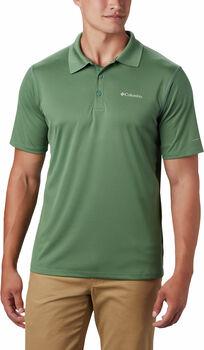 Columbia Zero Rules Polo shirt Heren Groen