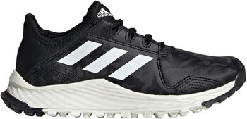 ADIDAS Hockey Youngstar hockeyschoenen Zwart
