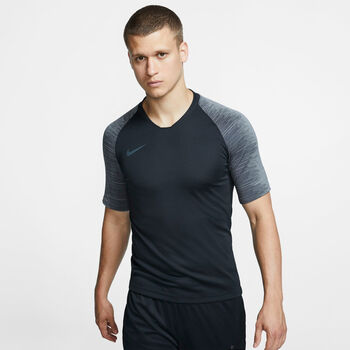 Nike Breathe Strike shirt Heren Zwart
