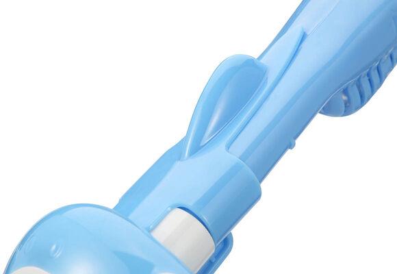 kids shark blue snorkelmasker