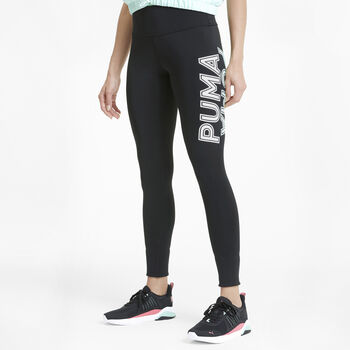 Puma Modern Sports Fold Up tight Dames Zwart