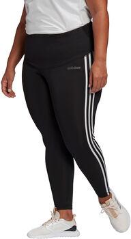 adidas Designed 2 Move 7/8 Legging (Grote Maat) Dames Zwart