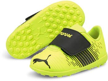 Puma Future Z 4.1 Tt V kids voetbalschoenen Geel