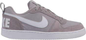 Nike Court Borough Low PE sneakers Jongens Zwart