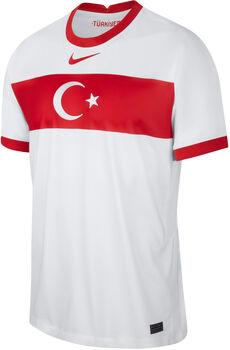 Nike Turkije 2020 Stadion thuisshirt Heren Wit