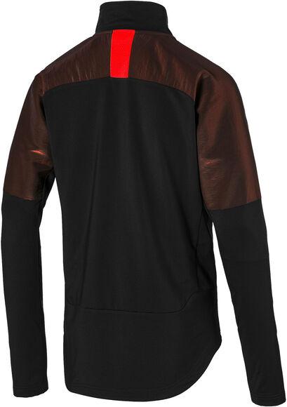 FTBLNXT 1/4 Zip shirt