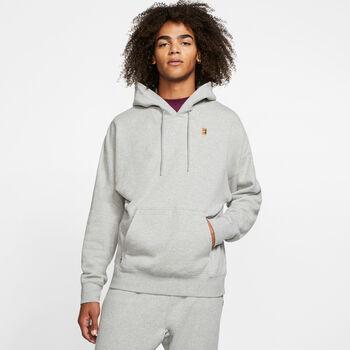 Nike Court Heritage hoodie Heren Grijs