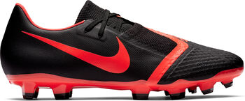 Nike Phantom Venom Academy FG voetbalschoenen Heren Zwart