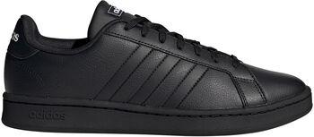 adidas Grand Court sneakers Heren Zwart