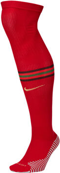 Nike Portugal Stadium thuissokken Rood