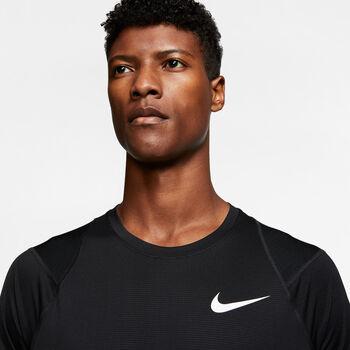 Nike Pro Breathe shirt Heren Zwart