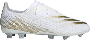 adidas X Ghosted.2 Firm Ground voetbalschoenen Heren Wit