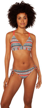 Protest Superbird 20 Triangle bikinitop Dames Rood