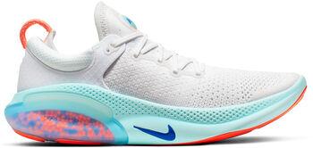 Nike Joyride Run Flyknit hardloopschoenen Heren Wit