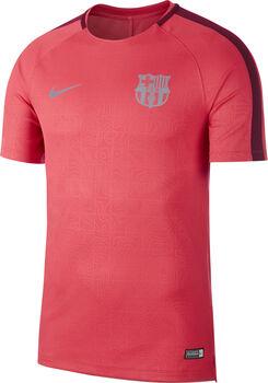 Nike Dry FC Barcelona Squad shirt Heren Rood