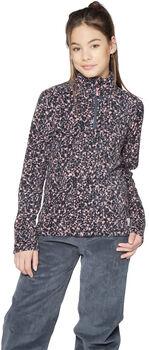 Protest Lectra 1/4 Zip sweater Meisjes Roze