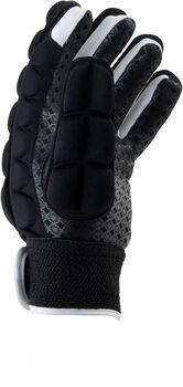 The Indian Maharadja Foam Full Finger linkerhandschoen Zwart