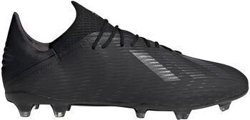 ADIDAS X 19.2 FG Voetbalschoenen Heren Zwart