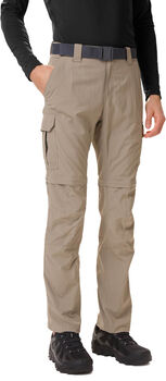 Columbia Silver Ridge II Convertible broek Heren Ecru