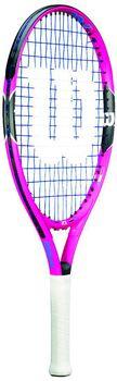 Wilson Burn Pink 21 jr tennisracket Meisjes Roze