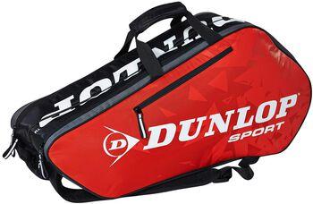 Dunlop Tour 6 racket tas Rood