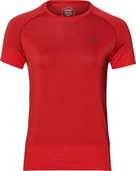 Asics Seamless shirt Dames Rood