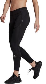 adidas Fast Running Primeblue Legging Dames Zwart