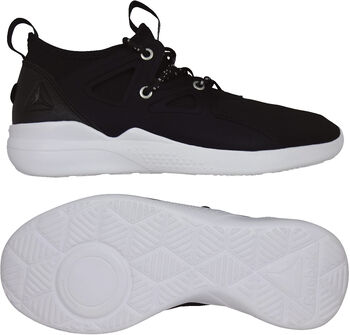 72d686dd238 Reebok Cardio Motion fitness schoenen Dames Zwart