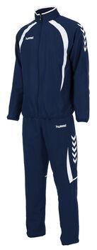 Hummel Hml Team Micro Suit Unisex Heren Blauw