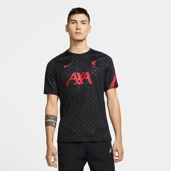 Nike Liverpool FC Pre-Match top Heren Zwart