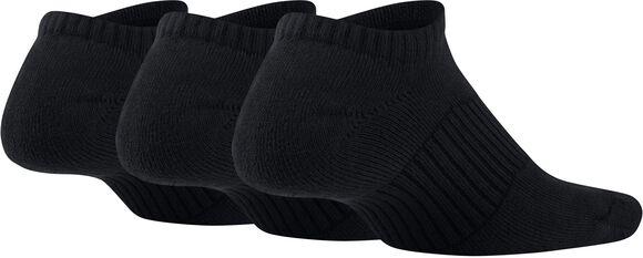 Performance Cushion No-Show 3-pak jr sokken