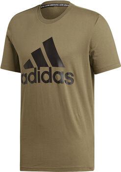 ADIDAS MH Bos shirt Heren Groen