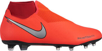 Nike Phantom Vision Pro Dynamic Fit FG voetbalschoenen Rood