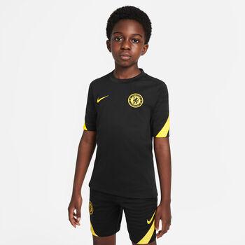Nike Chelsea FC Dri-FIT Strike kids t-shirt 21/22 Jongens Zwart