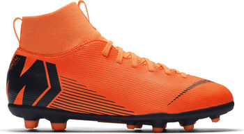 Nike Mercurial Superfly 6 MG jr voetbalschoenen Jongens Oranje