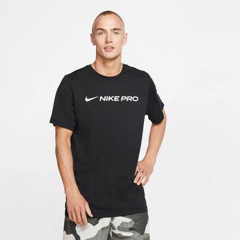 Nike Pro Dri-FIT shirt Heren Zwart