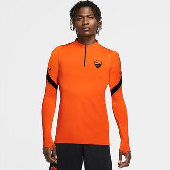 Nike A.S. Roma Strike Drill top Heren Oranje