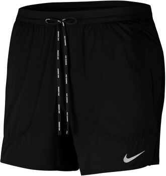 Nike Flex Stride short Heren Zwart