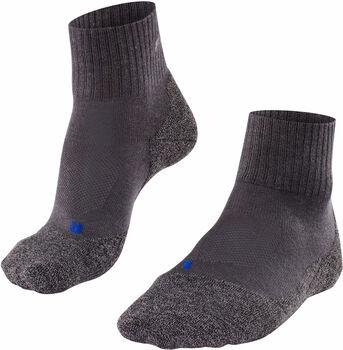Falke TK2 Short Cool sokken Dames Grijs
