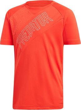 ADIDAS Predator shirt Jongens Rood