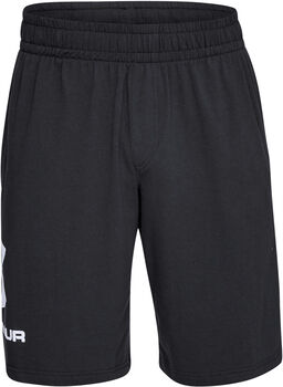 Under Armour Sportstyle short Heren Zwart