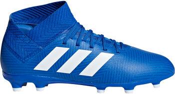 ADIDAS Nemeziz 18.3 FG jr voetbalschoenen Blauw