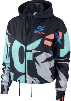 Nike Sportswear Windrunner vest Dames Zwart