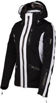 Falcon Tebulo ski-jack Dames Zwart